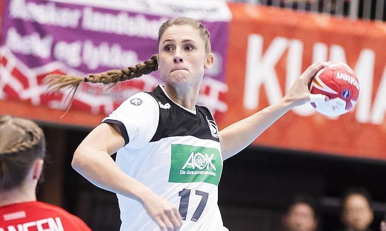 DHB-Damen bei WM auf Halbfinalkurs